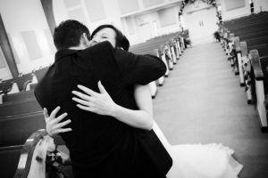 Calhoun Seventh Day Adventist Church wedding