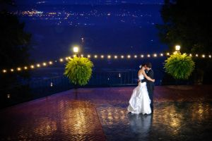 Grandview Lookout Mountain GA wedding
